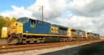 CSX 5367, 7774, 9050, and 7781
